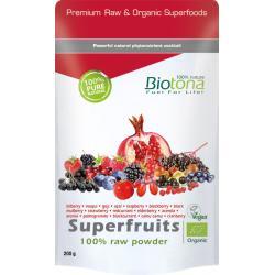 Biotona superfruits raw    bio