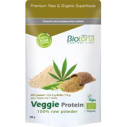 Biotona veggie protein raw bio