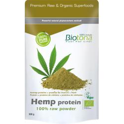 Biotona hemp protein raw   bio