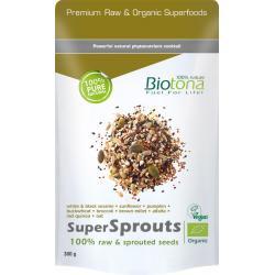 Biotona supersprouts seeds bio