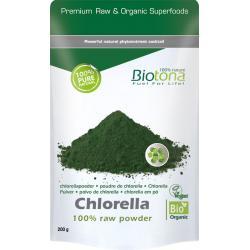 Biotona chlorella raw powd bio