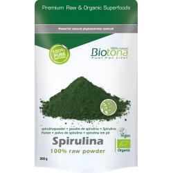 Biotona spirulina raw      bio