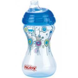 NUBY CUP FLIP IT BLAUW