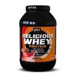 Qnt whey protein poeder aardbe
