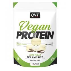 Qnt vegan protein vanil macarn