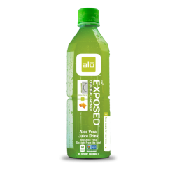 Alo drink exposed natural