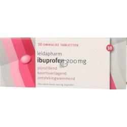 Leida ibuprofen 200mg        #