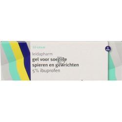 Leida ibuprofengel 5% cooling