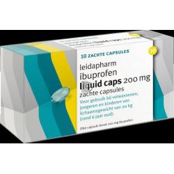 Leida ibuprofen 200mg liquid #