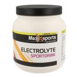Maxxsports electrolyte
