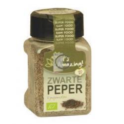 Its amazing peper zw fijn gem