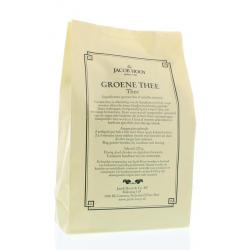 Groene thee (geel zakje)