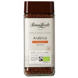 Cafe organico Arabica instant
