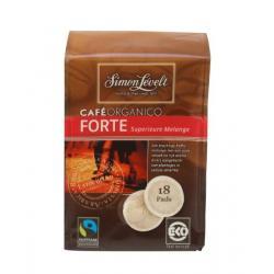 Cafe organico forte pads