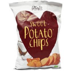 Chips zoete aardappel