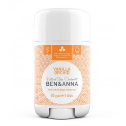Natuurlijke deodorant stick vanilla orchid