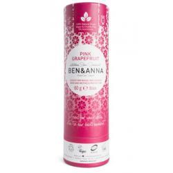 Deodorant pink grapefruit push up