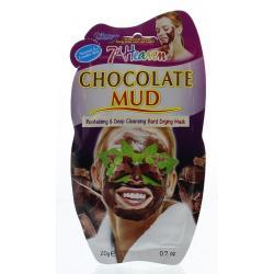 7th Heaven gezichtsmasker chocolate mud