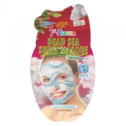 7th Heaven gezichtmasker dead sea sheet