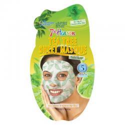 7th Heaven gezichtsmasker tea tree sheet