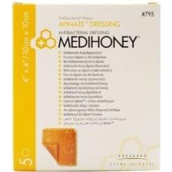 Medihoney apinate alginaat dressing