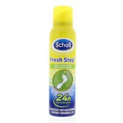Fresh step deodorant