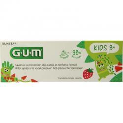 Kids tandpasta aardbei