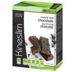 Crunchy chocoladereep