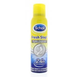 Voetenspray deodorant