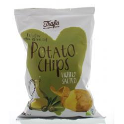 Chips extra vierge gebakken