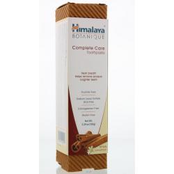 Tandpasta botanical complete care kaneel