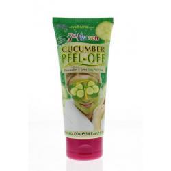 7th Heaven gezichtsmasker cucumber peel-off