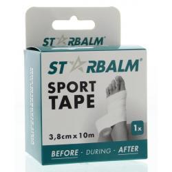 Sport tape 3.8 cm x 10 m single box
