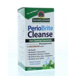 Periobrite monddouche 22 kruiden en Q10