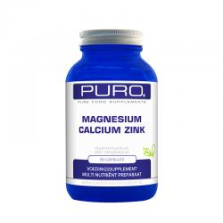 Magnesium Calcium Zink