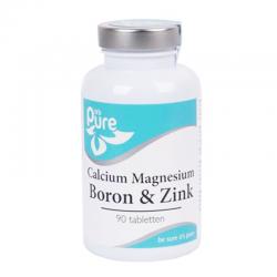 Calcium Magnesium Boron & Zink
