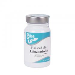 Flaxseed Olie Lijnzaadolie