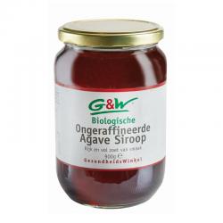 Agave Siroop Bio