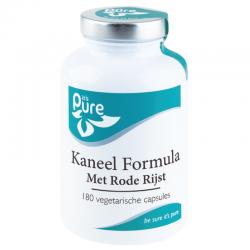 Kaneel & Rode Rijst Formula