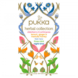 Herbal collection thee