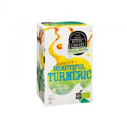 Beautiful turmeric
