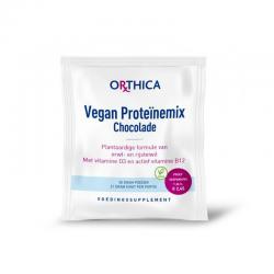 Vegan Proteïnemix Chocolade...