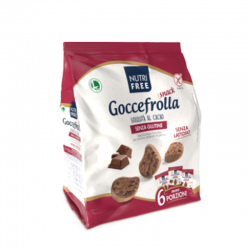 Goccefrolla choco snack...