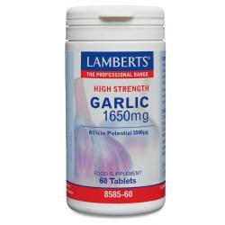 Knoflook (garlic) 1650 mg