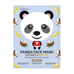Panda sheet face mask...