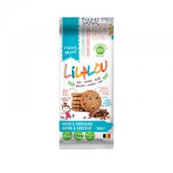 Haver en chocolade koekjes