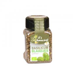 Basilicum blad bio