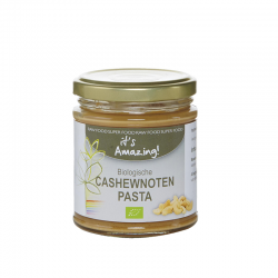 Cashewnoten Pasta Bio