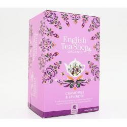 Chamomile & lavender tea bio