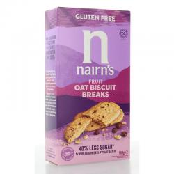 Biscuit breaks oats & fruit